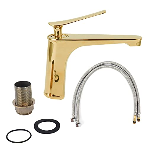 Grifo de Lavabo, Grifo de Agua, Grifo de baño, Grifo de Lavabo para tocador, Cocina, baño, Inodoro(G3/8)