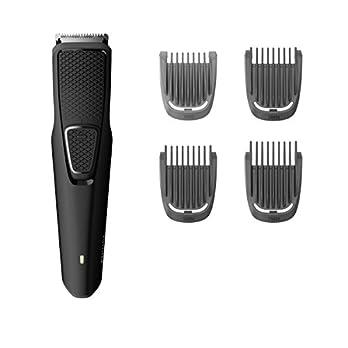 Philips BT1215/15 usb cordless beard trimmer (black)