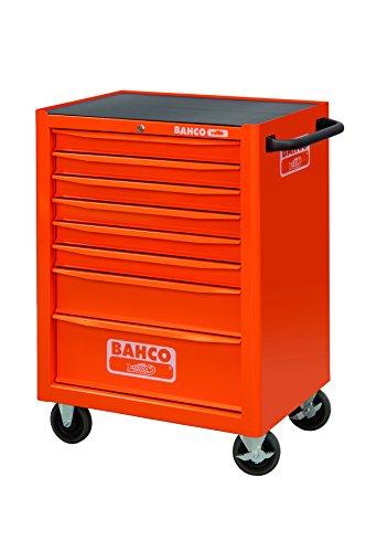 Bahco - Carro 8 cajones rojo