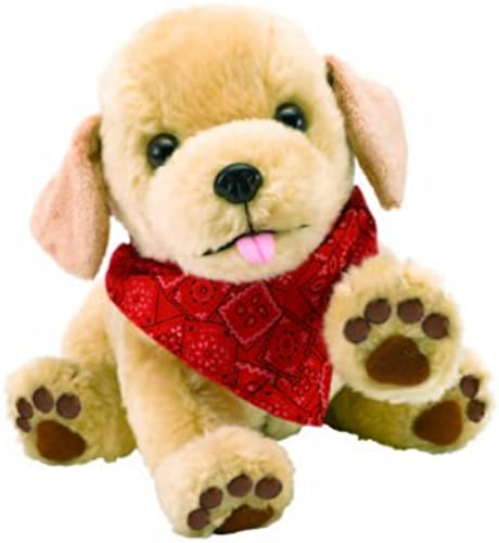 Golden retriever dog partners to get a small hand (japan import)