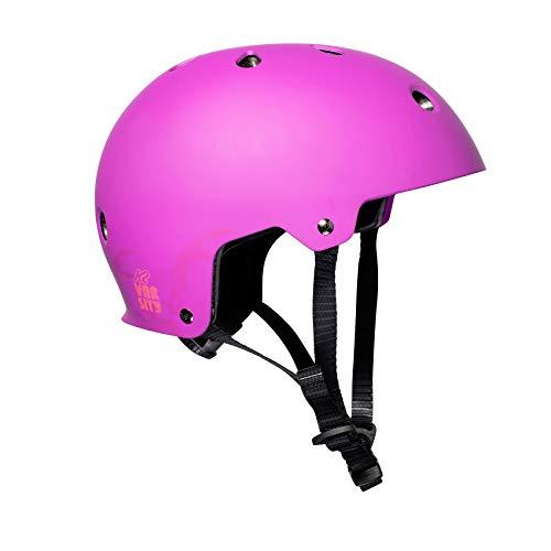 K2 Skates Unisex– Erwachsene VARSITY PRO Helm, Purple, S (48-54cm)
