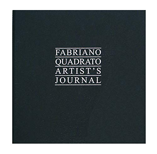 Fabriano Quadrato Artists Journal 9x9 Inch