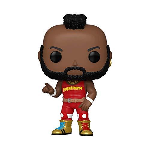 Funko- Pop WWE: New Wave Summer Slam-Mr T Figura Coleccionable, Multicolor (49266)