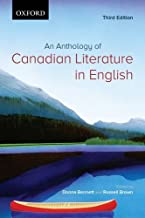 Anthology of Canadian Literature in English