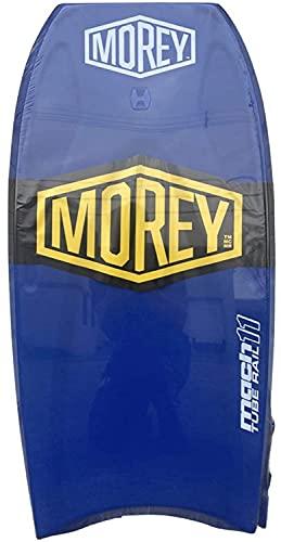 Morey~ Mach 11 Body Board Boogie Board - 2020 Model - Adult Beginner Intermediate 42.5