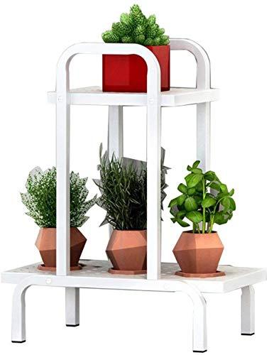 Support de fleurs multi-couches pour plantes d'intérieur et balcon, salon vert et aneth