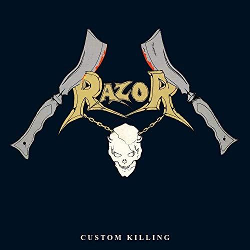 Razor: Custom Killing (Slipcase) (Audio CD)