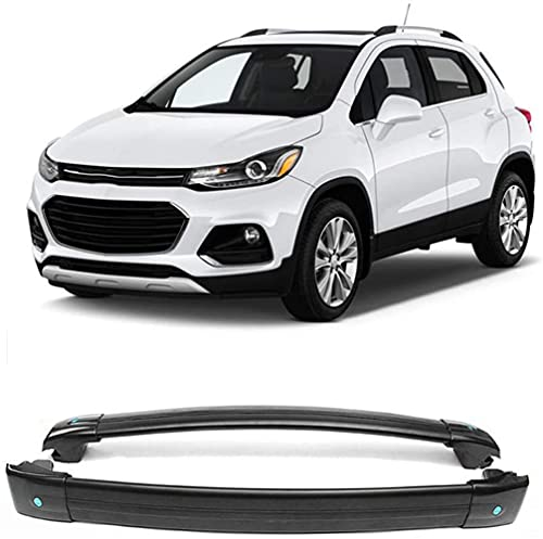 MotorFansClub Roof Rack Fit for Compatible with Chevrolet Chevy TRAX 2013-2021 Cross Bar Cargo Luggage Rack Lockable