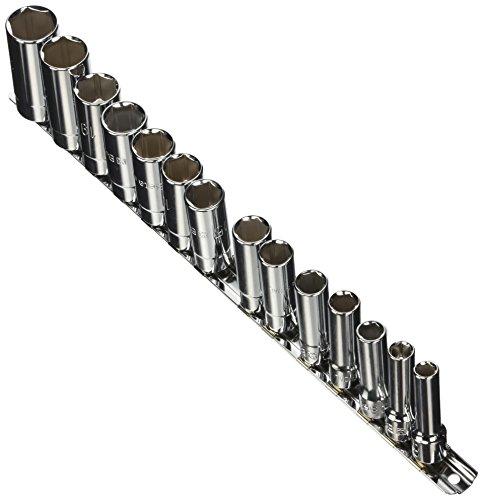 Beta 910 AL/SB14 Schienen mit 14 Steckdosen