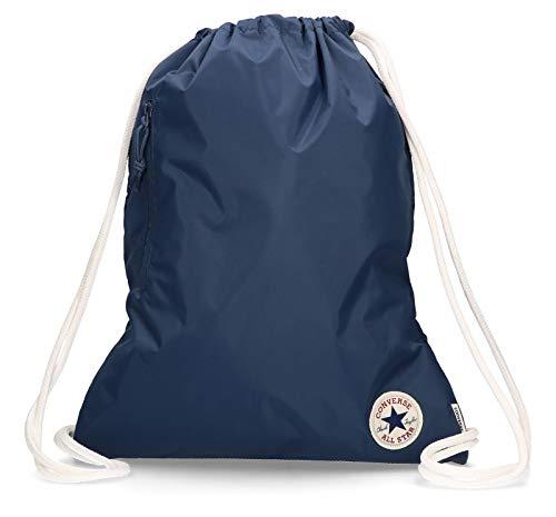 Converse Unisex Turnbeutel Cinch Gym Bag Navy (blau)