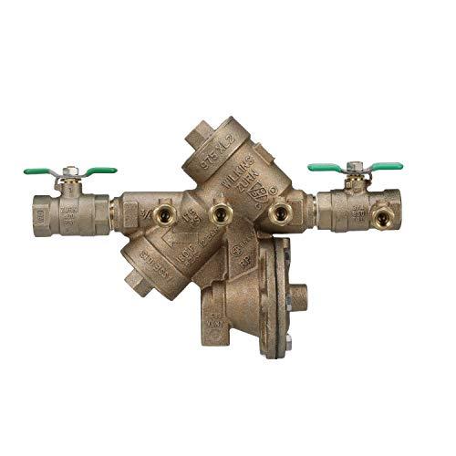 Wilkins 34-975XL2 3/4-Inch Lead Free Reduced Pressure Backflow Preventer