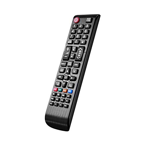 Nouvelle Remplacement Télécommande BN59-01175N BN59-01247A AA59-00786AFit pour Tous Les Samsung Téléviseurs Intelligents LCD 3D TV - TV Télécommande Universelle sans Réglage
