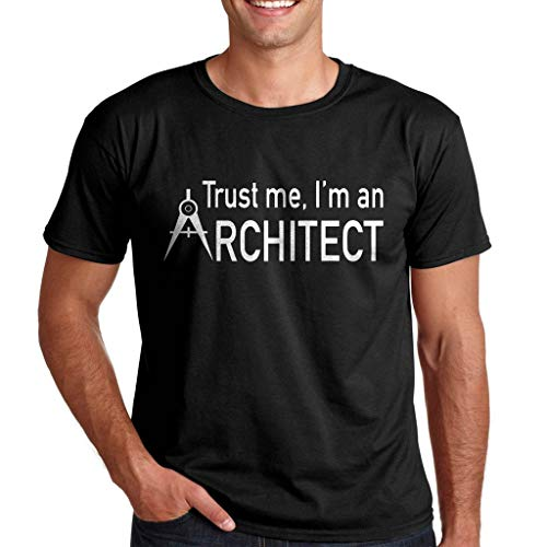 Le t-shirt Trust me I'm an architect