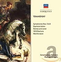 Tchaikovsky: Symphonies 5 6 Tone Poems
