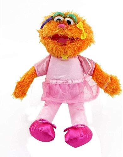 SongJX-Love Sesamstraße Elmo Cookie Grover Plüsch Spielzeug Big Bird Zoe Ernie Stofftiere Kinder Weiche Puppen 32 cm Gzzxw