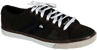 Regency Shoe - Brown Suede