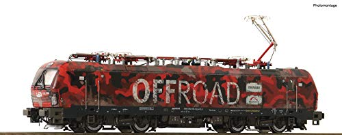 Roco 79105 Locomotiva elettrica 193 555-0, TX Logistik