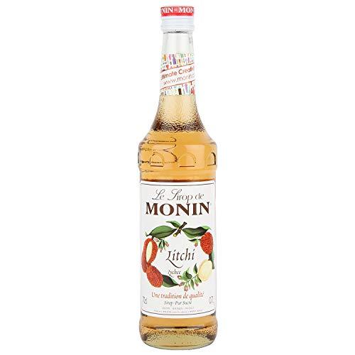Monin Kaffee und Bar Sirup Litchi 0,7 ltr.