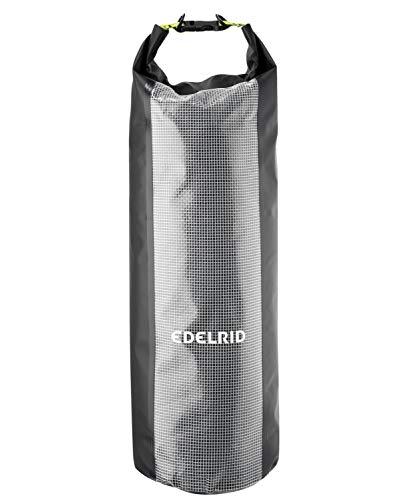 Edelrid Unisex– Erwachsene Schutzmatten Dry Bag, Slate, 35 Liter
