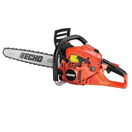 Echo CS-501P-20 Chain Saw, Gas, 20' Bar Length, 50.2cc