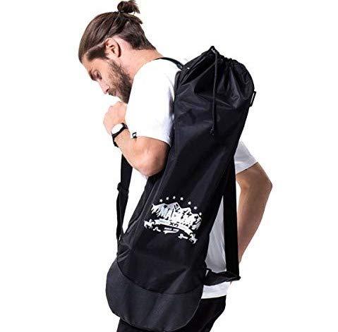 【 多機能 】monoii スケボー リュック ケース スケボーバッグ スケートボード バッグ パック ボード入れ ...