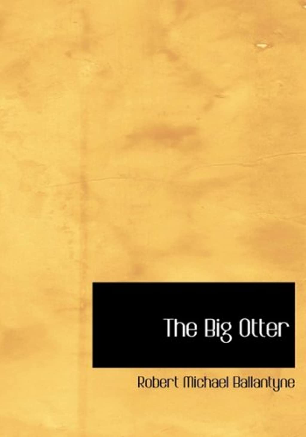 再撮りローマ人仕立て屋The Big Otter