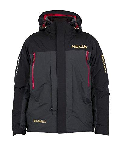 Shimano NEXUS DS Cold Weather Jacket Winter Jacke M Black