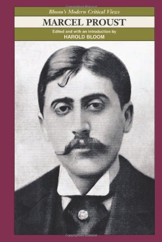 Marcel Proust (Bloom\'s Modern Critical Views) (English Edition)