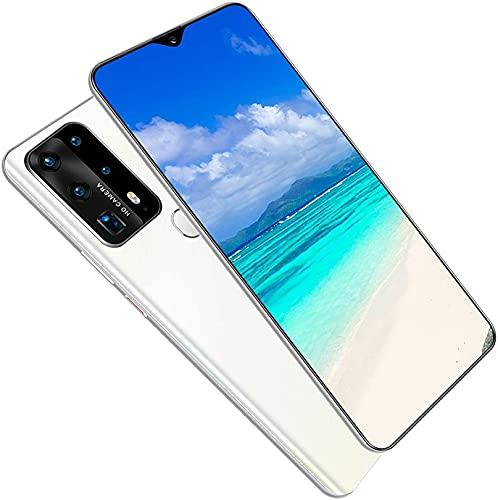 WWJ Android 10, 8 GB + 64/128 GB, Smartphones desbloqueados, 6,7 polegadas, desbloqueio Facial, câmera 24MP, Dual SIM, chamada de Wi-Fi, 4800 MAh