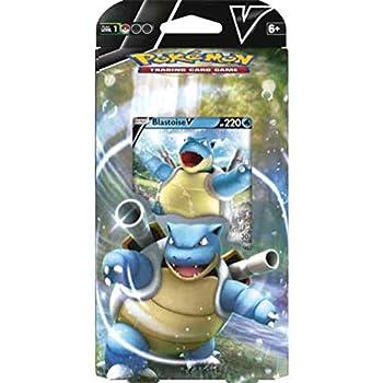 Pokemon Blastoise V Battle Deck