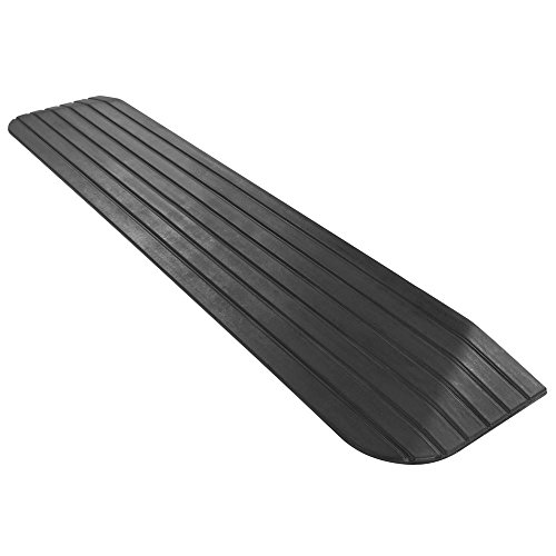 Silver Spring Solid Rubber Ramp
