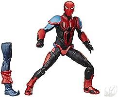 Marvel Spiderman Legends Figura 6 Pulgadas  - Spider-Armor MK III