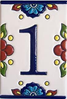 Fine Crafts Imports Mission Tile Number One