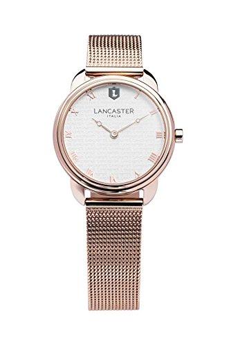 Lancaster Italia - Damen -Armbanduhr- OLA0682MB/RG/BN