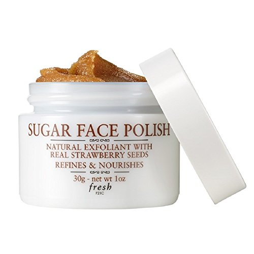 Fresh Sugar Face Polish Natural Exfoliant 1 Oz / 30 Ml
