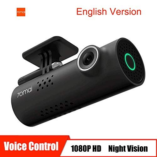 70mai di guida auto registratore Dash Camera 1080P Full HD Smart Car DVR notte versione WiFi 130 gradi Wireless Dash Cam G-Sensor Dashcam