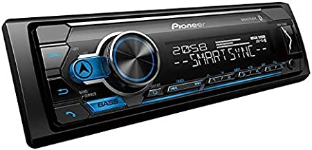 Pioneer MVH-S315BT Autoestéreo Digital