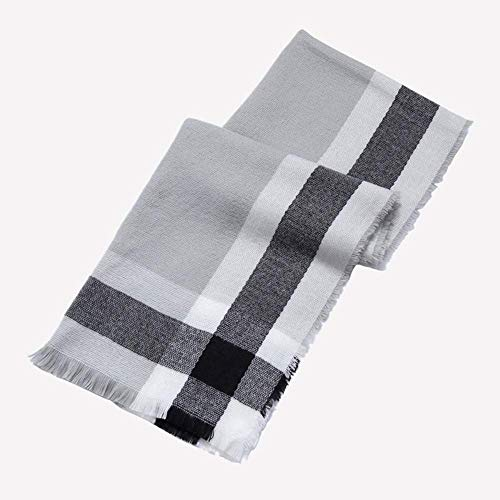 Winter Warmer Schal 100% Acryl Große Rechteckige Decke Schal Kampf Farbe Quaste Schal Für Frauen