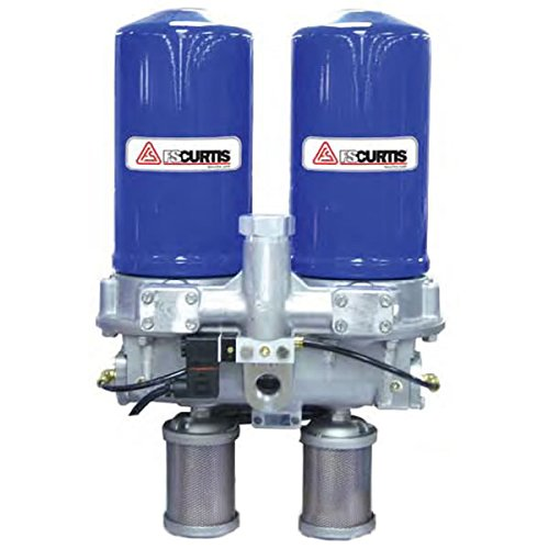 FS-Curtis Twin-Tower Regenerative Molecular-Sieve Desiccant Dryer System (40 CFM) - DA-240E