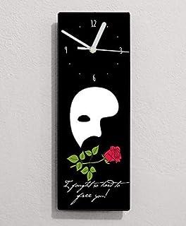 Citations sur le fantôme de l'opéra - I fought so hard to free you! - Horloge murale