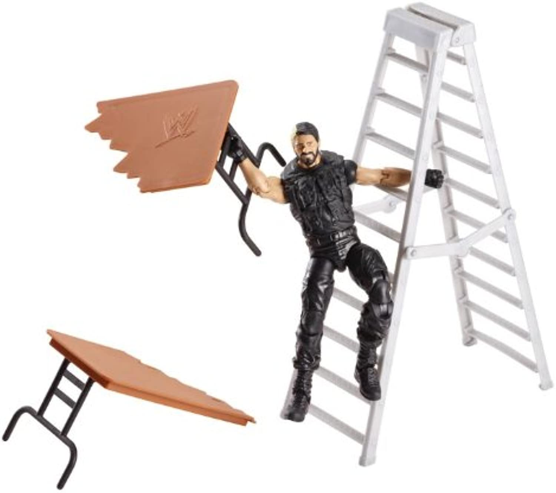 WWE Elite Series 25 Seth Rollins Figur