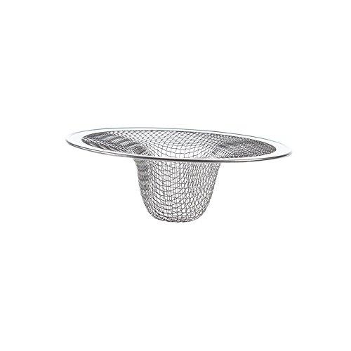 FTXJ Replacement Under-Sink Water Filters, Kitchen Stainless Steel Sink Drain Mesh Strainer
