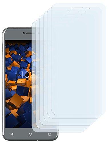 mumbi Schutzfolie kompatibel mit Medion E5008 Folie klar, Displayschutzfolie (6X)