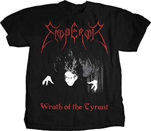 WRATH OF THE TYRANTS T-Shirt New Official EMPEROR