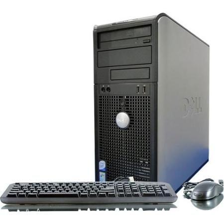 Dell Optiplex 780 MiniTower PC - Intel Core 2 Duo E7600 3.0GHz 4GB 250GB DVDRW Windows 7 Pro (Renewed)
