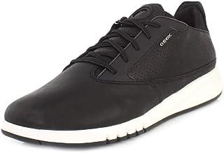 Geox U Aerantis, Men's Shoes, Black (Black ), 10.5 UK (45 EU)