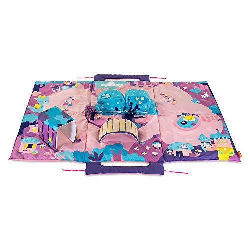 Miniland 75008 - Manta de actividades para bebé, unisex