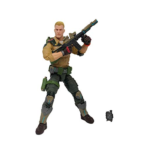 Hasbro G.I. Joe Classified Series Duke Action Figure Collectible 04 Premium Toy with Multiple Accessories 6-Inch Scale with Custom Package Art (Deco May Vary)