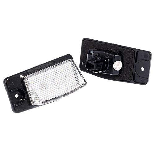 LED NUMBERPLATE con Autorización Canbus Plug & Play V de 031805