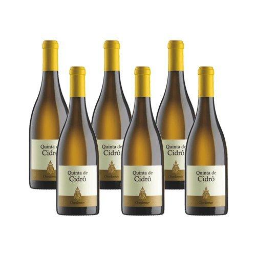 Quinta de Cidrô Chardonnay - Vino Bianco - 6 Bottiglie